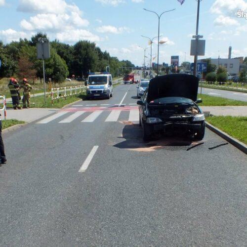 Wypadki na żorskich drogach – zachowajcie rozsądek za kierownicą