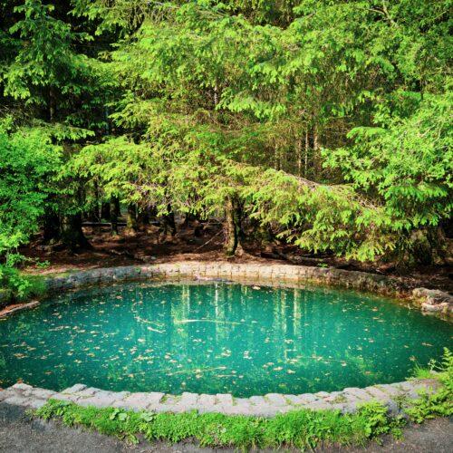 Jak zrobić oczko wodne z wodospadem?