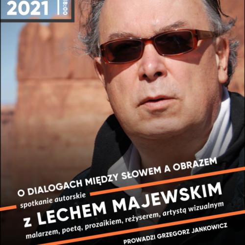 Spotkanie z Lechem Majewskim w bibliotece